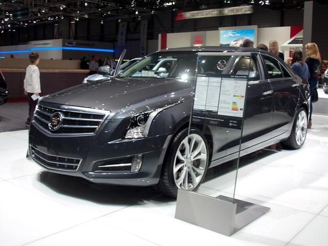 Cadillac ATS - 3.6 V6 V Automatik