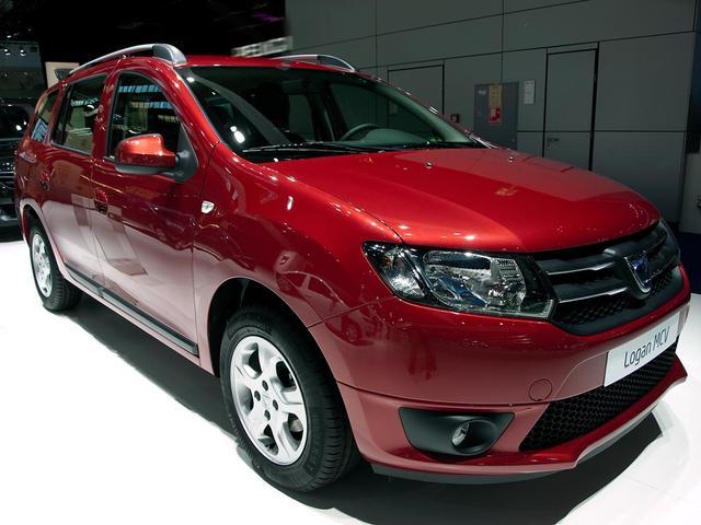 Dacia Logan MCV - SCe 75 Access