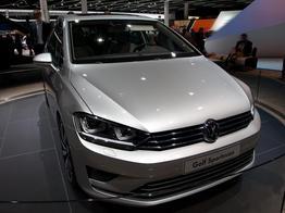 Volkswagen Golf Sportsvan - 1,2 TSI Trendline Plus,Winterpaket