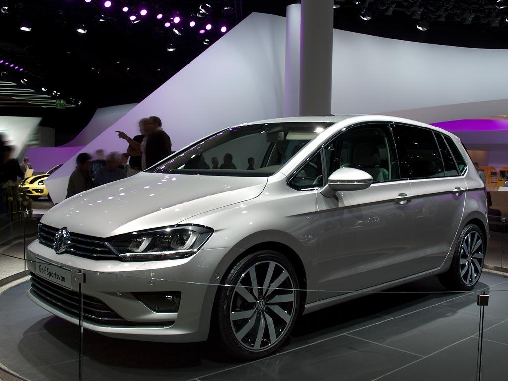 Volkswagen Golf Sportsvan 1 6 Tdi Scr Trendline Restart Auto