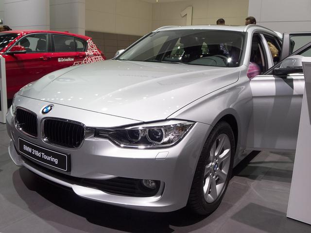 BMW 3er Touring - 320d EfficientDynamics Edition