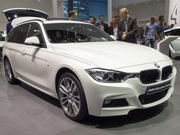 BMW 3er Touring      330i M Sport Automatic