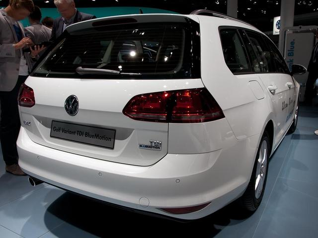 Volkswagen Golf Variant 2.0 TDI SCR 85kW Life