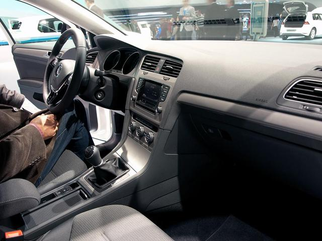 Volkswagen Golf Variant 1.5 TSI OPF 96kW Life
