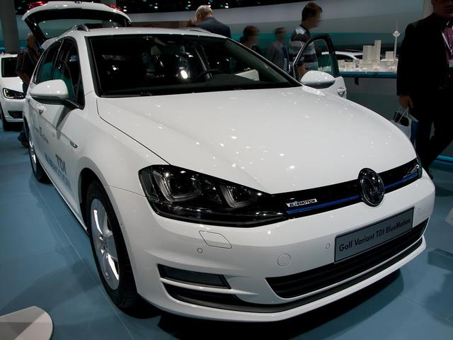 Volkswagen Golf Variant 2.0 TDI SCR Life