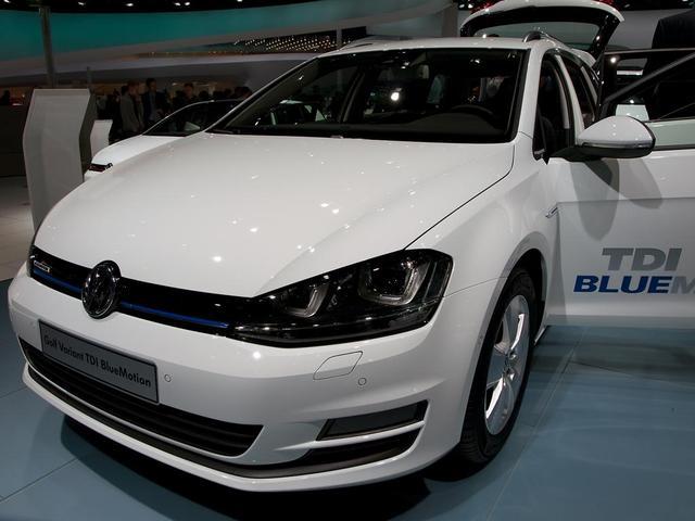 Bestellfahrzeug, konfigurierbar Volkswagen Golf Variant - 2.0 TDI SCR DSG Comfortline