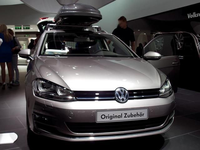 Bestellfahrzeug, konfigurierbar Volkswagen Golf Variant - 2.0 TDI SCR DSG Highline