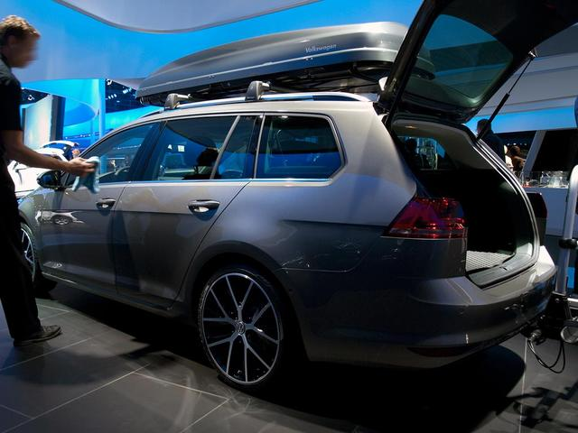 Volkswagen Golf Variant 1.5 eTSI OPF 96kW DSG Style