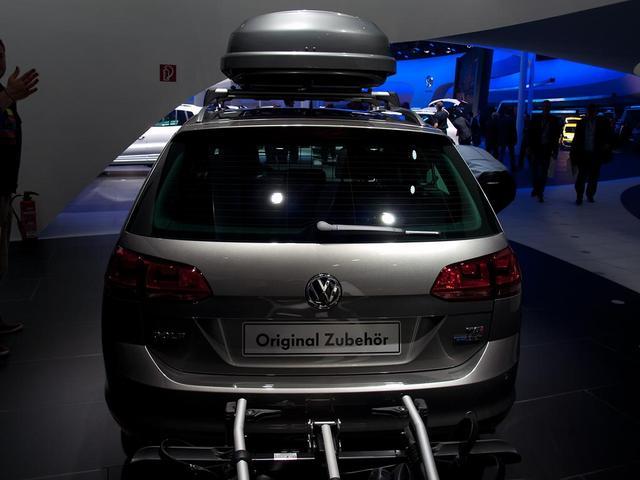 Volkswagen Golf Variant 1.5 TSI OPF 96kW Style