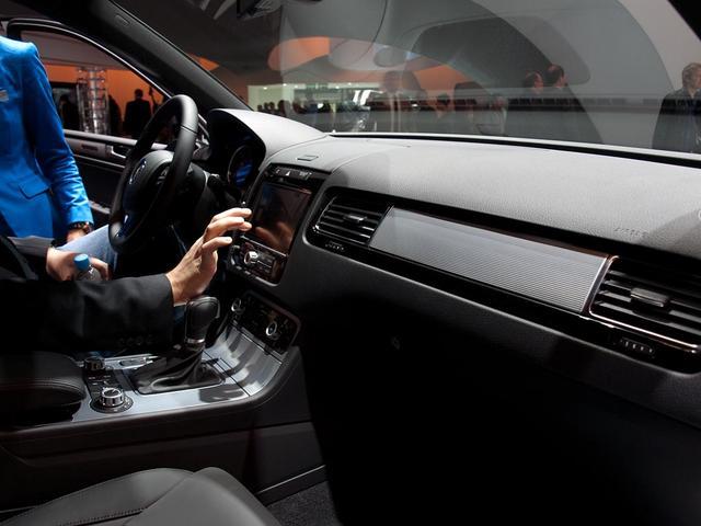 Volkswagen Touareg 3.0 V6 TFSI 250kW 4Motion Tiptronic