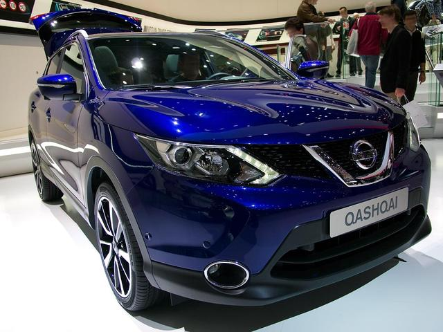Nissan Qashqai Visia 1,2 DIG-T