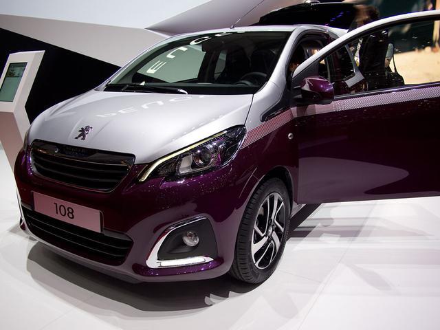 Peugeot 108 - Allure VTi 72