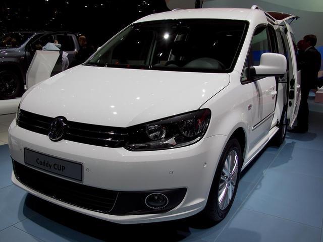 Volkswagen Caddy EU - Kombi