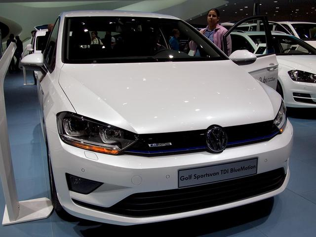 Bestellfahrzeug, konfigurierbar Volkswagen Golf Sportsvan - 1.0 TSI OPF 63kW Comfortline
