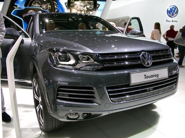 Volkswagen Touareg 3.0 V6 TDI BMT 286 PS 4MOTION 8-Gang-Autom.
