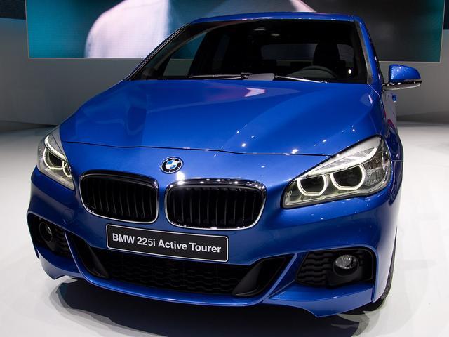 BMW 2er Active Tourer - 218d M Sport