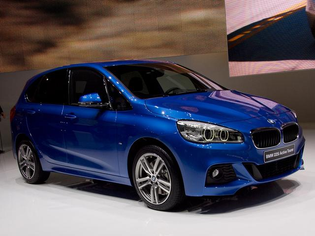 BMW 2er Active Tourer - 220i Steptronic DCT M Sport