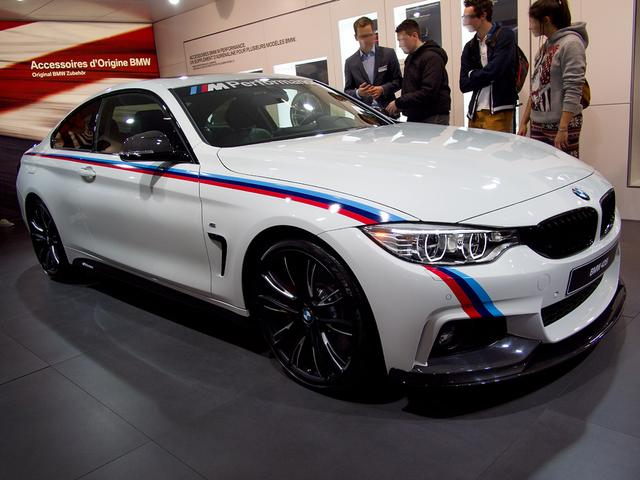 BMW 4er - 420i Coupé M Sport