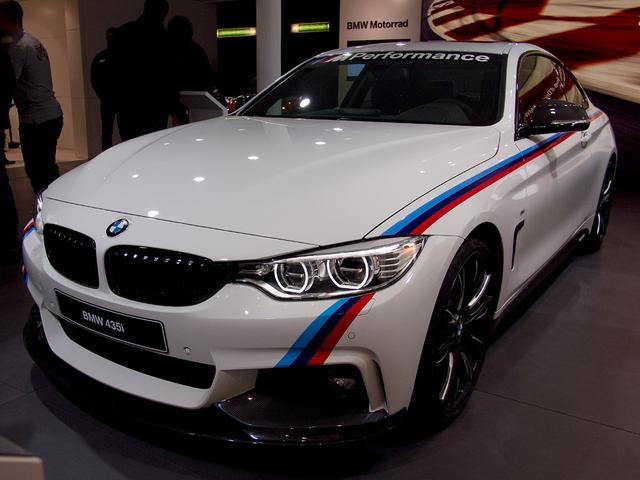 BMW 4er Coupé - 420i M Sport