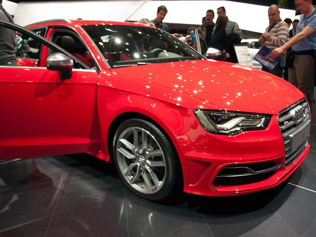 Audi S3 Sportback - TFSI S tronic quattro