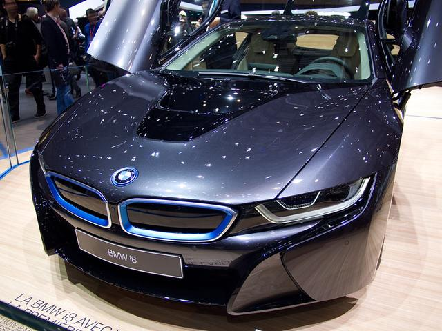 BMW i8 - Coupé