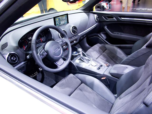 Audi A3 Cabriolet - 35 TFSI sport