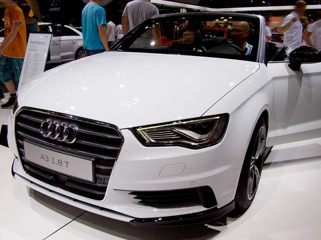 Audi A3 Cabriolet - 35 TFSI S tronic