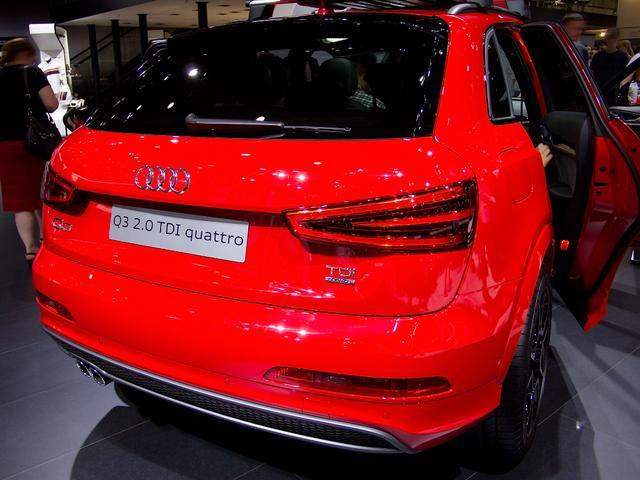 Audi Q3 - 40 TDI quattro S tronic advanced Bestellfahrzeug, konfigurierbar