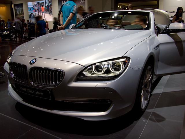 BMW 6er Cabrio - 640i xDrive