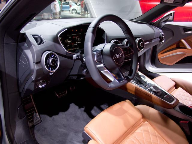 Audi TT - 40 TFSI S tronic Coupe
