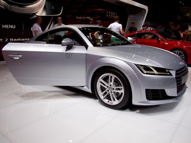 Audi TT - 45 TFSI S tronic Coupe Bestellfahrzeug, konfigurierbar