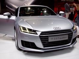 Audi TT      45 TFSI S tronic quattro Coupe