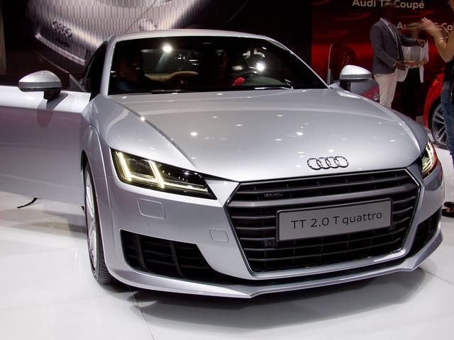 Audi TT 45 TFSI S tronic Coupe