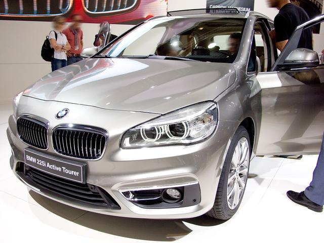 BMW 2er Active Tourer - 216i Luxury Line