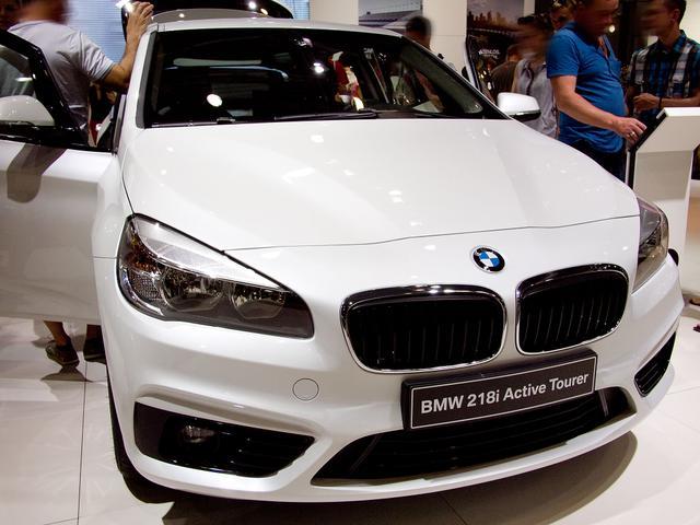 BMW 2er Active Tourer 216i