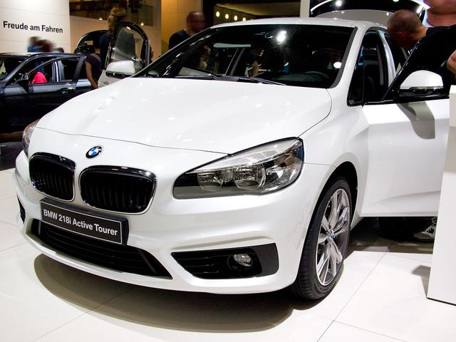 BMW 2er Active Tourer - 218d