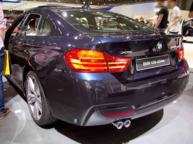 BMW 4er Gran Coupé - 420d xDrive Sport Line A