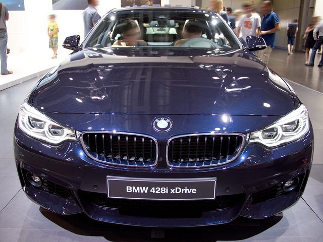 BMW 4er Gran Coupé 430d xDrive Sport Line A