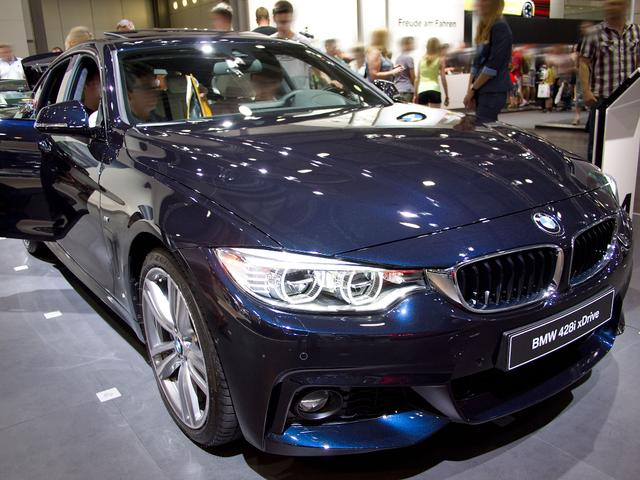 BMW 4er Gran Coupé - 420i Sport Line