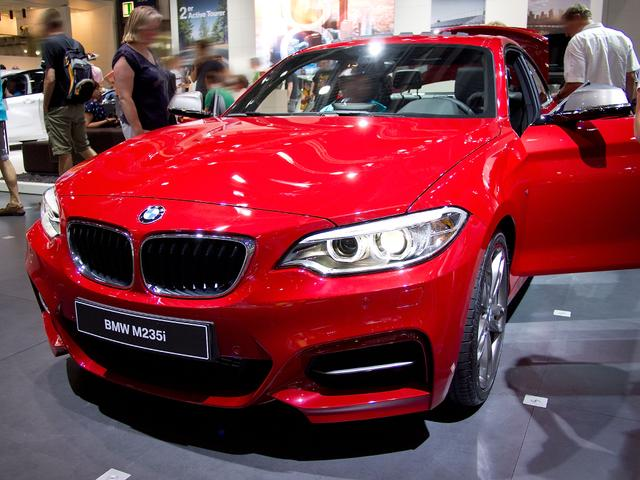 BMW 2er Coupé - 220i Steptronic M Sport