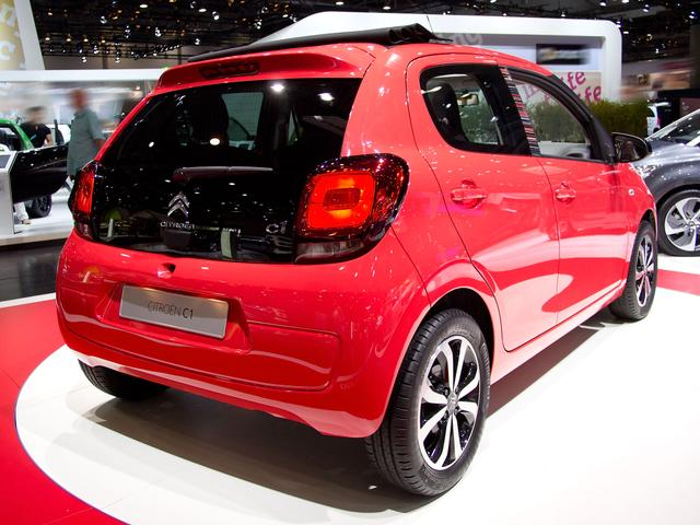 Citroën C1 - VTi 72 Feel