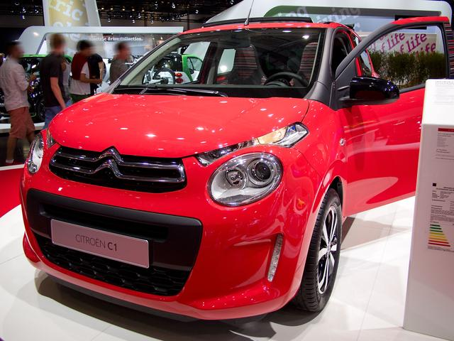 Citroën C1 VTi 72 Feel