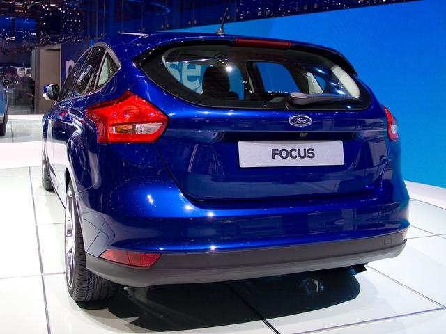 Ford Focus - 1,5 EcoBoost 110kW Cool & Connect Auto