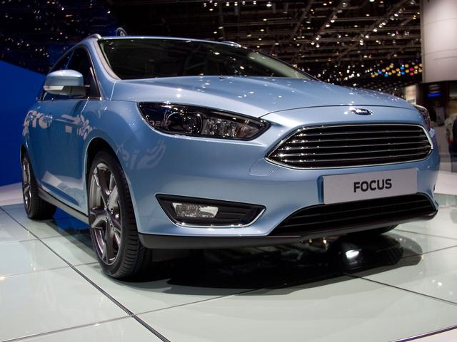 Ford Focus Turnier - 1,0 EcoBoost 74kW Trend