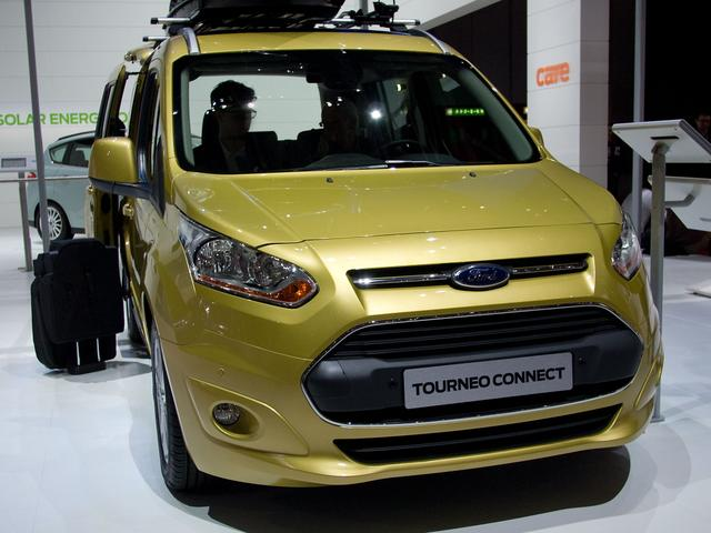 Ford Tourneo Connect - 1.5 EcoBlue 74kW Titanium