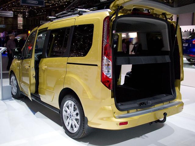 Ford Grand Tourneo Connect 1.5 EcoBlue 88kW Auto Trend