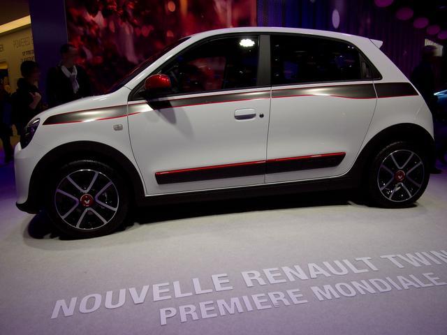 Renault Twingo SCe 65 Intens