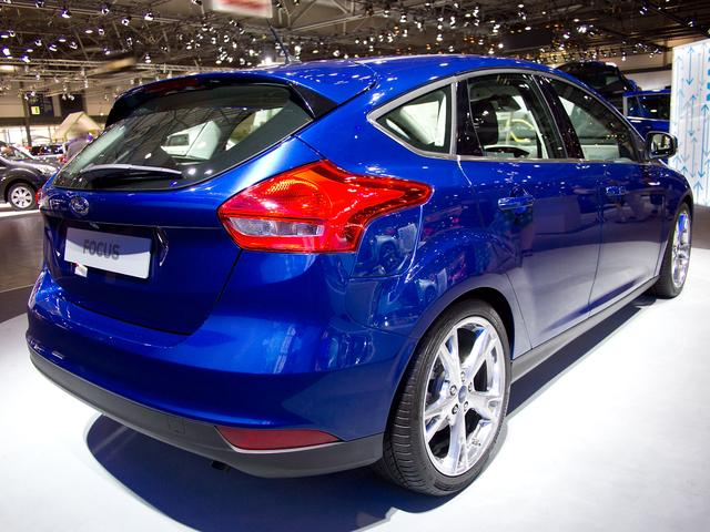 Ford Focus - 1,0 EcoBoost 74kW Trend