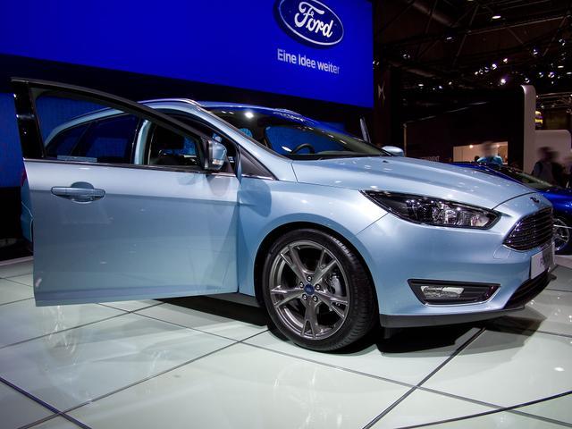 Ford Focus Turnier 1,0 EcoBoost 92kW Active Auto