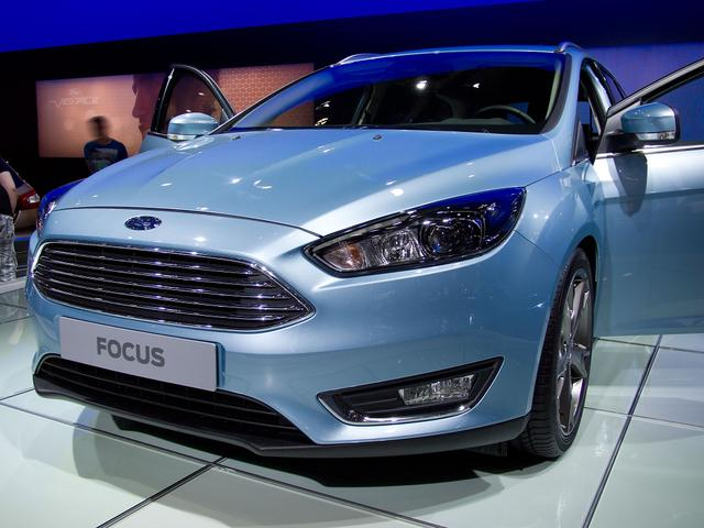 Ford Focus Turnier - 2,0 EcoBlue 110kW Cool & Connect
